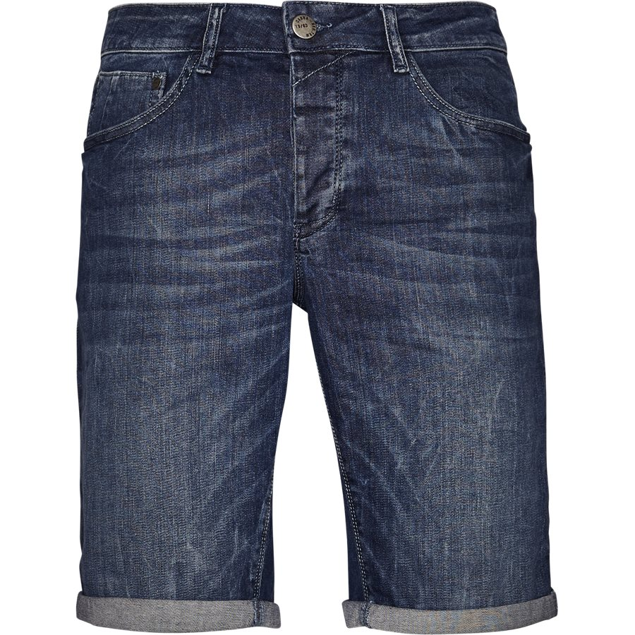 JASON 3/4 K0905 RS0869 - Jason Shorts - Shorts - Regular - DENIM - 1