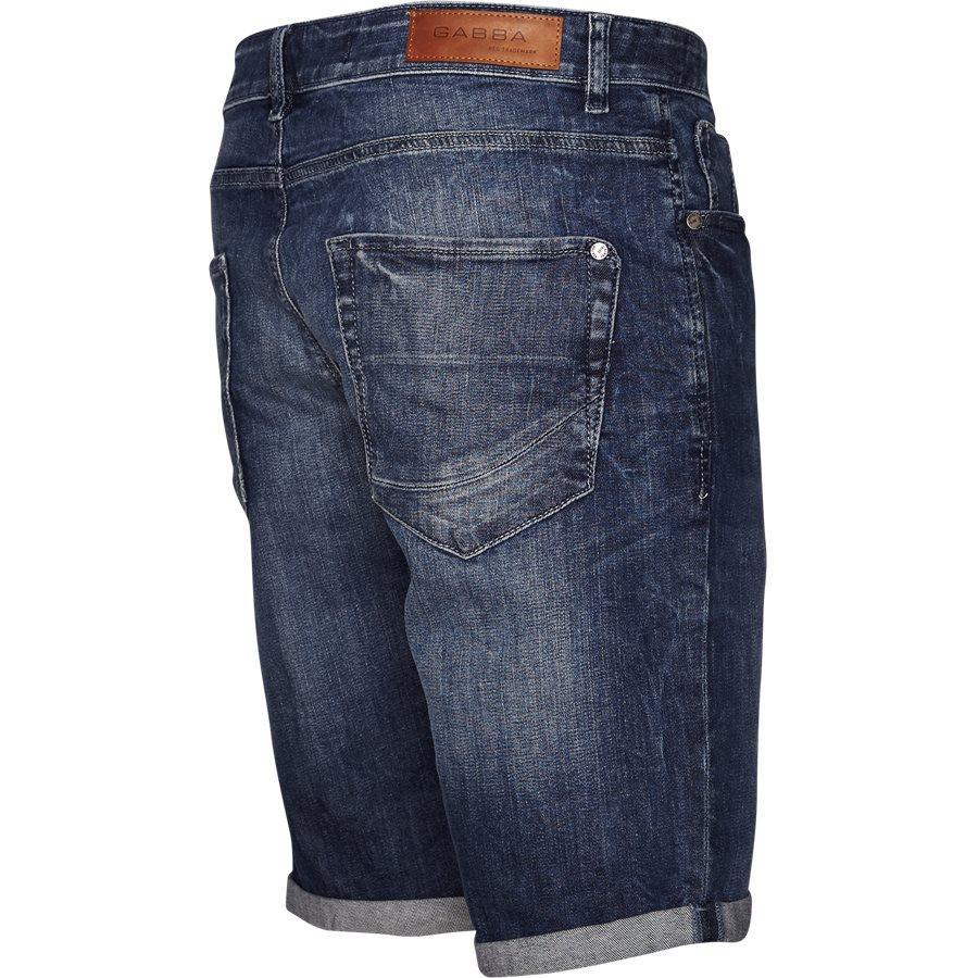 JASON 3/4 K0905 RS0869 - Jason Shorts - Shorts - Regular - DENIM - 3