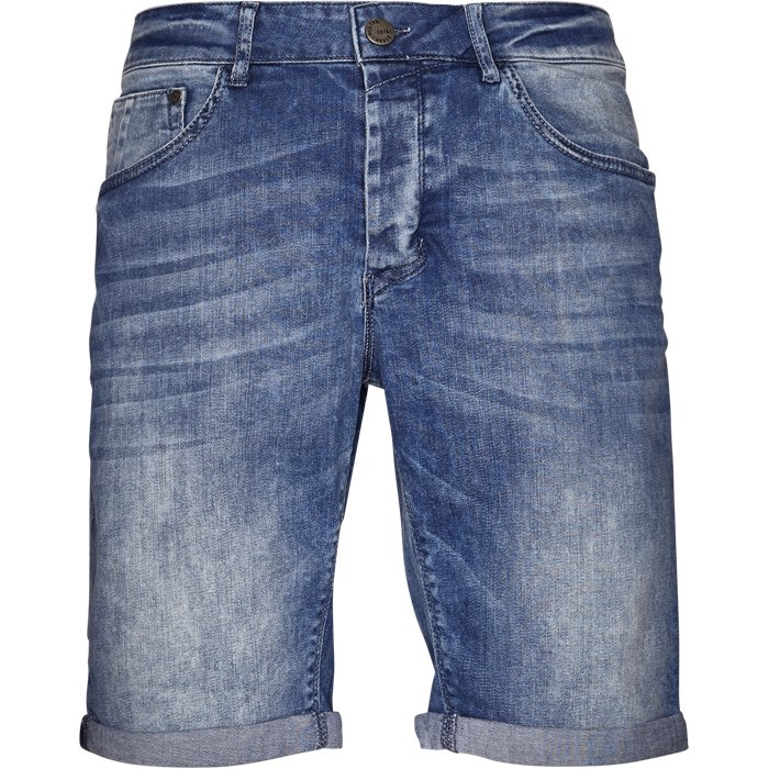 Shorts - Regular - Denim