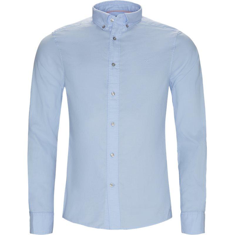 calvin klein – Calvin klein skjorte l.blue fra axel.dk