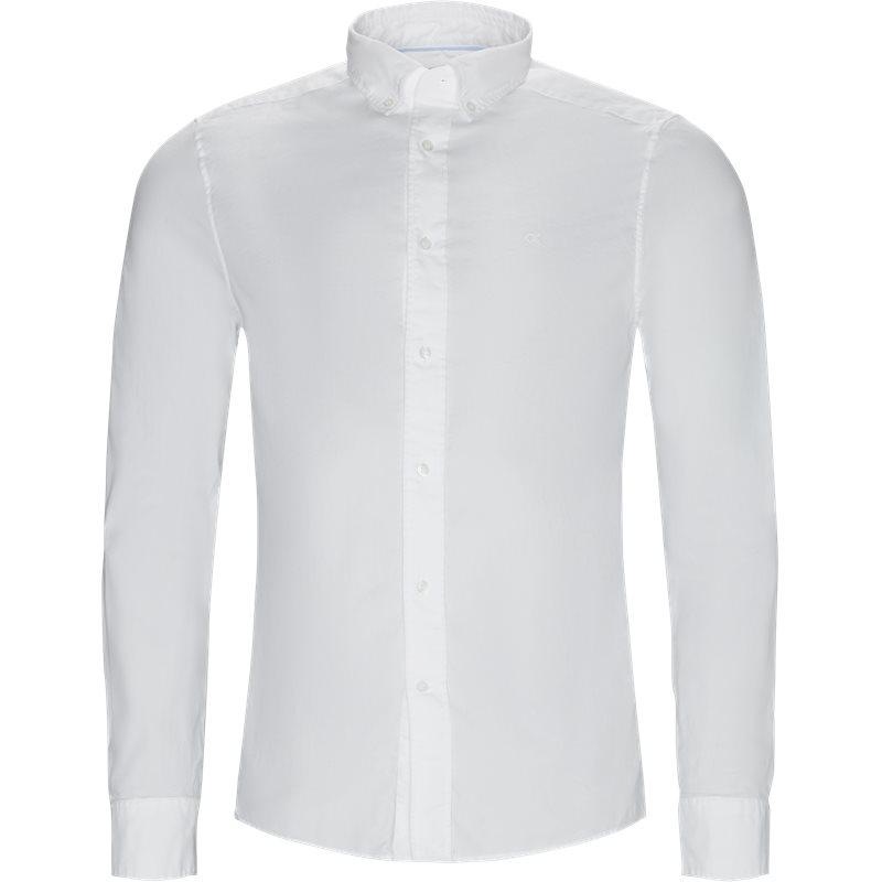 calvin klein – Calvin klein skjorte white på axel.dk