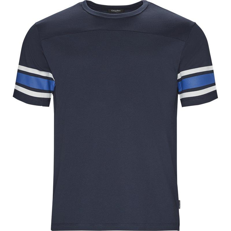 Calvin klein t-shirt navy fra calvin klein fra axel.dk