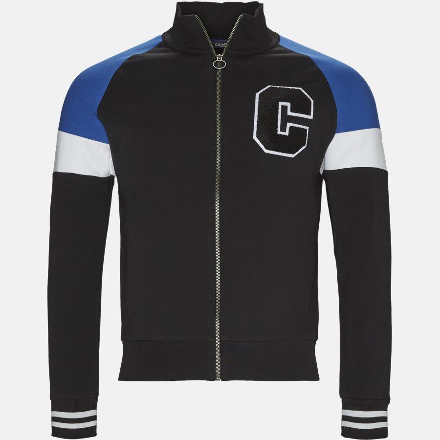 K10K102516 KAMUSA - sweat - Sweatshirts - Regular fit - BLACK - 1