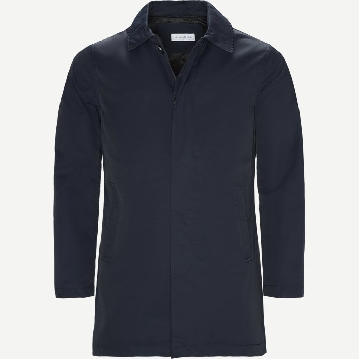 Robinson Cotton Coat - Jakker - Regular - Blå