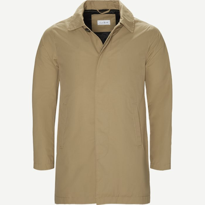 Robinson Cotton Coat - Jakker - Regular - Sand