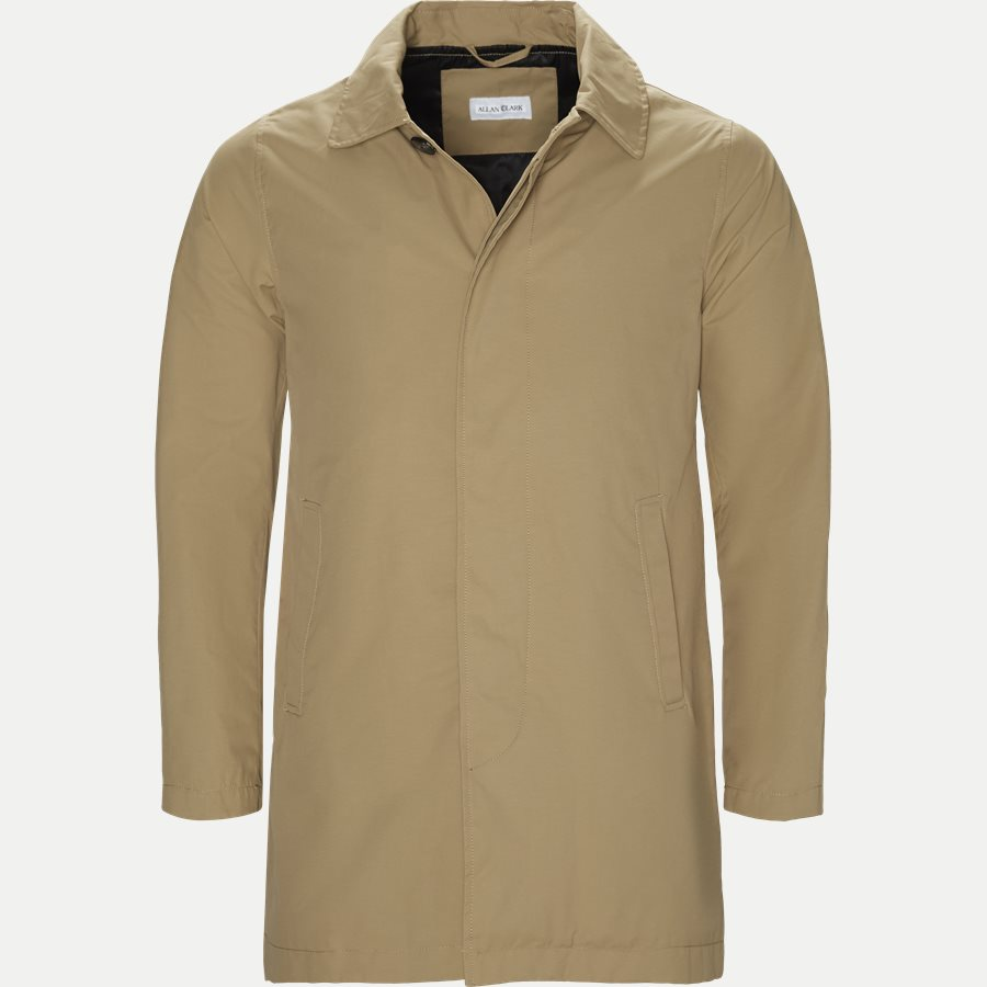 ROBINSON - Robinson Cotton Coat - Jakker - Regular - SAND - 1