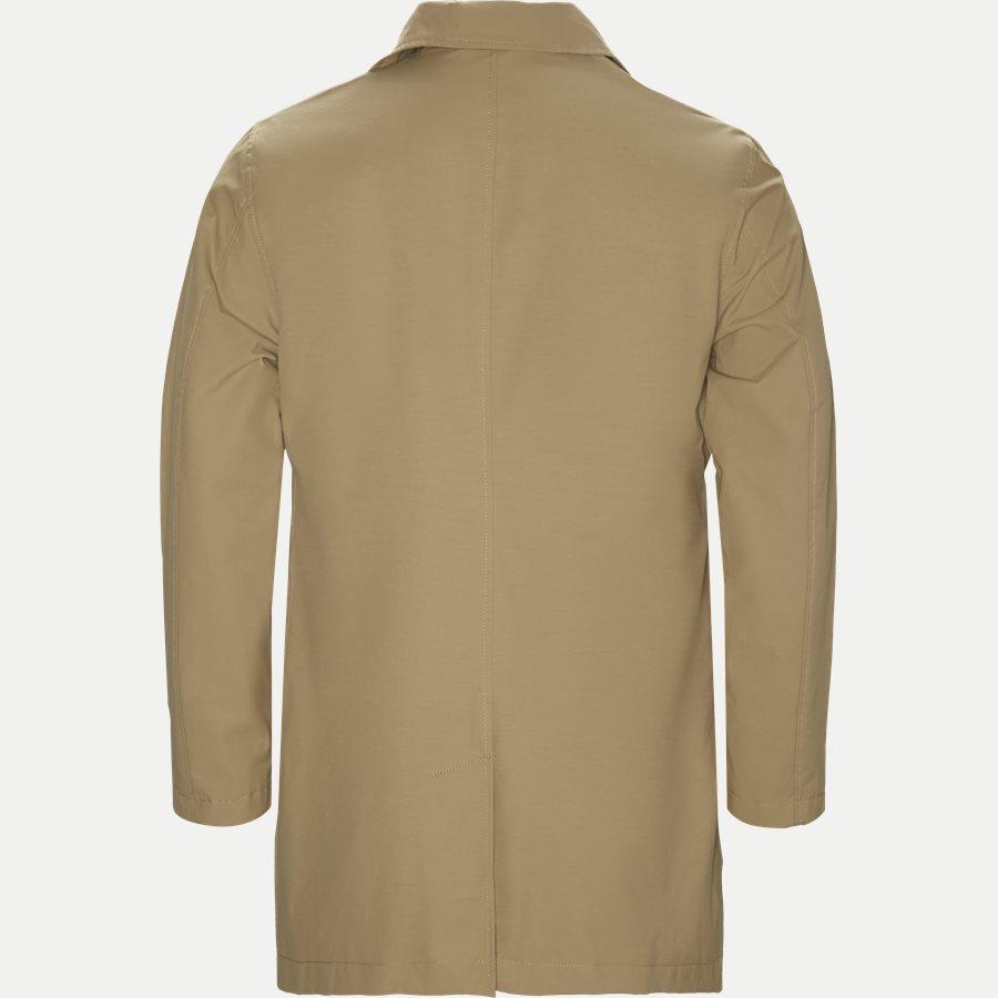 ROBINSON - Robinson Cotton Coat - Jakker - Regular - SAND - 2