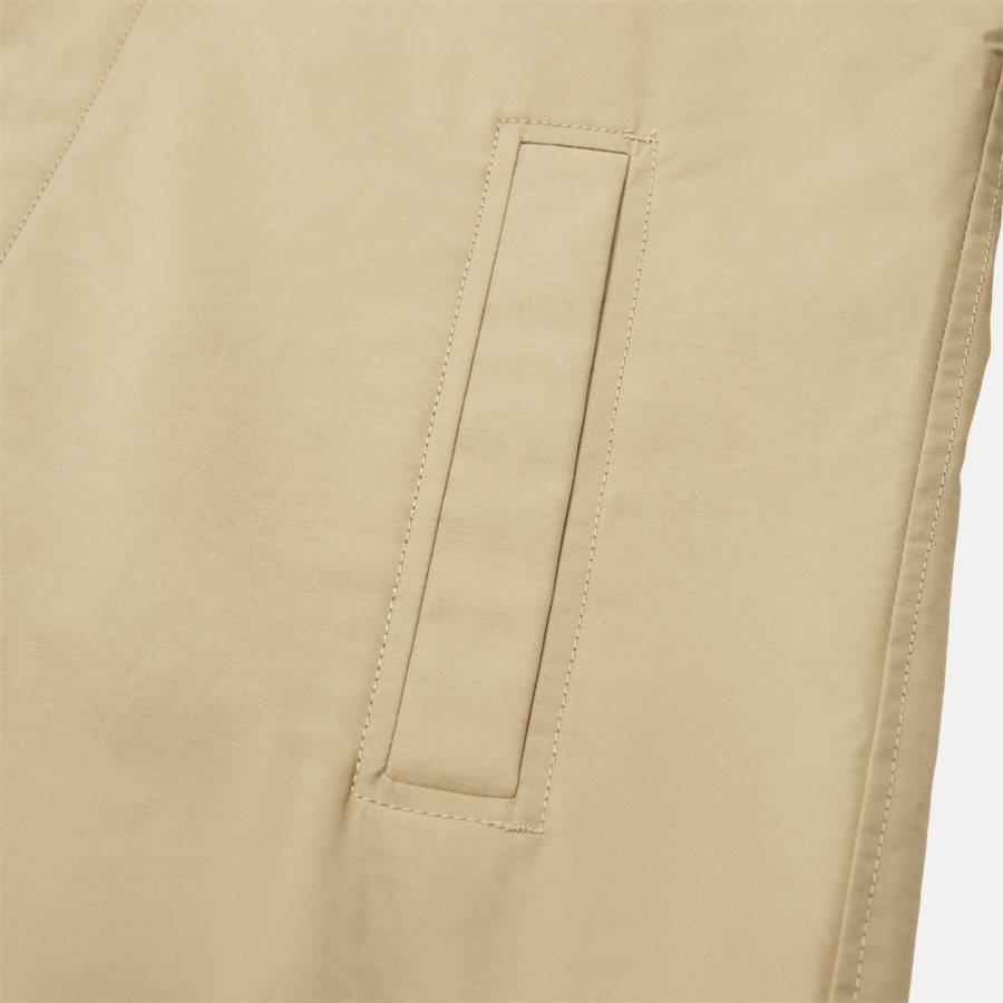 ROBINSON - Robinson Cotton Coat - Jakker - Regular - SAND - 5