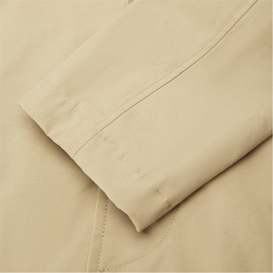 ROBINSON - Robinson Cotton Coat - Jakker - Regular - SAND - 6