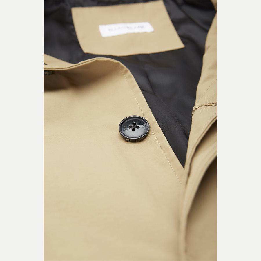 ROBINSON - Robinson Cotton Coat - Jakker - Regular - SAND - 7