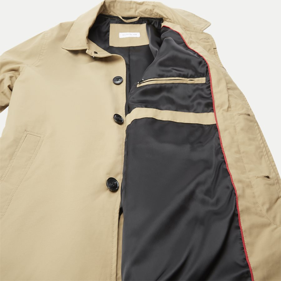 ROBINSON - Robinson Cotton Coat - Jakker - Regular - SAND - 8