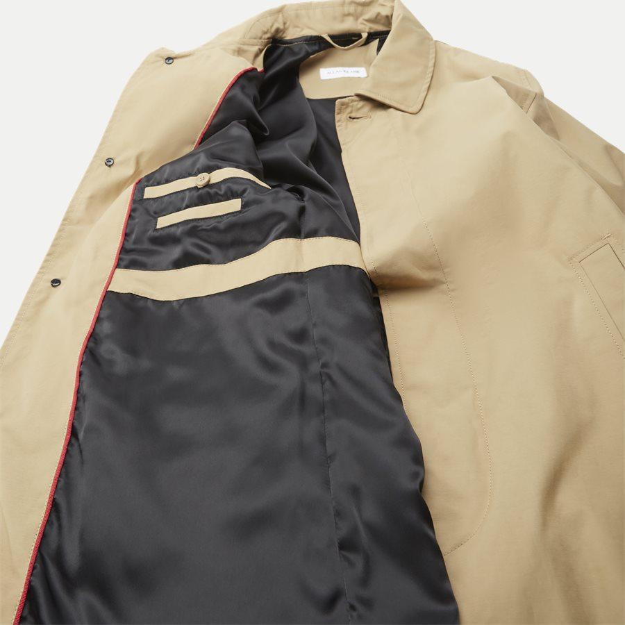ROBINSON - Robinson Cotton Coat - Jakker - Regular - SAND - 9