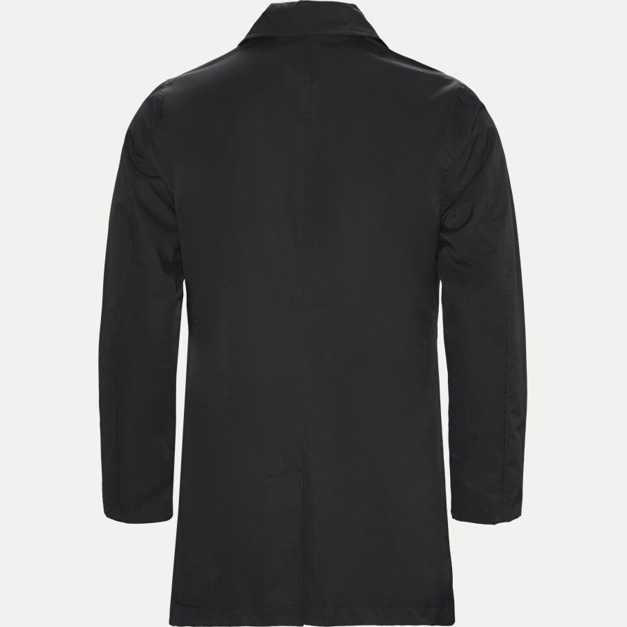 ROBINSON - Robinson Cotton Coat - Jakker - Regular - SORT - 2