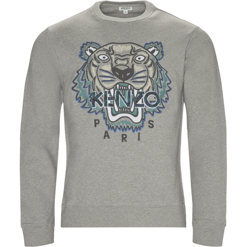 kenzo – Kenzo sweat grey fra axel.dk