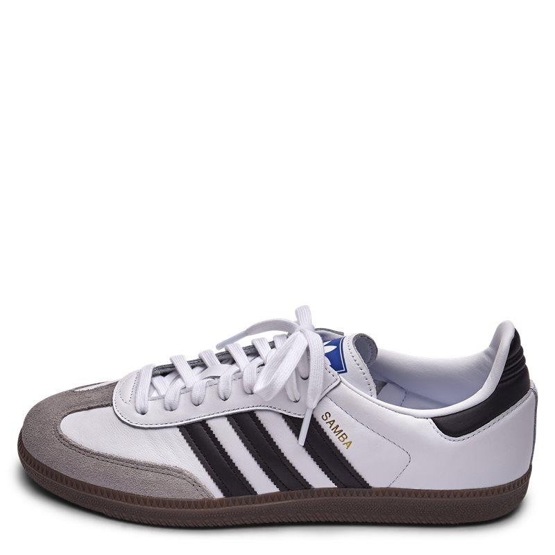 Billede af Adidas Originals Samba Og Hvid