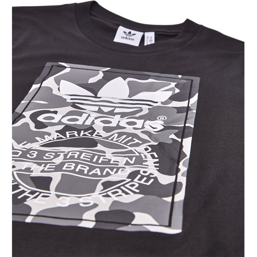 CAMO LABEL DH4769 - Camo Label - T-shirts - Regular - SORT - 3