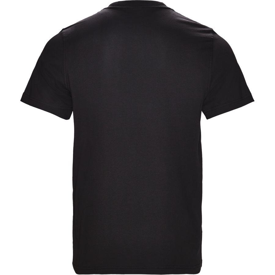 CAMO TREF DH4779 - Camo Trefoil - T-shirts - Regular - SORT - 2