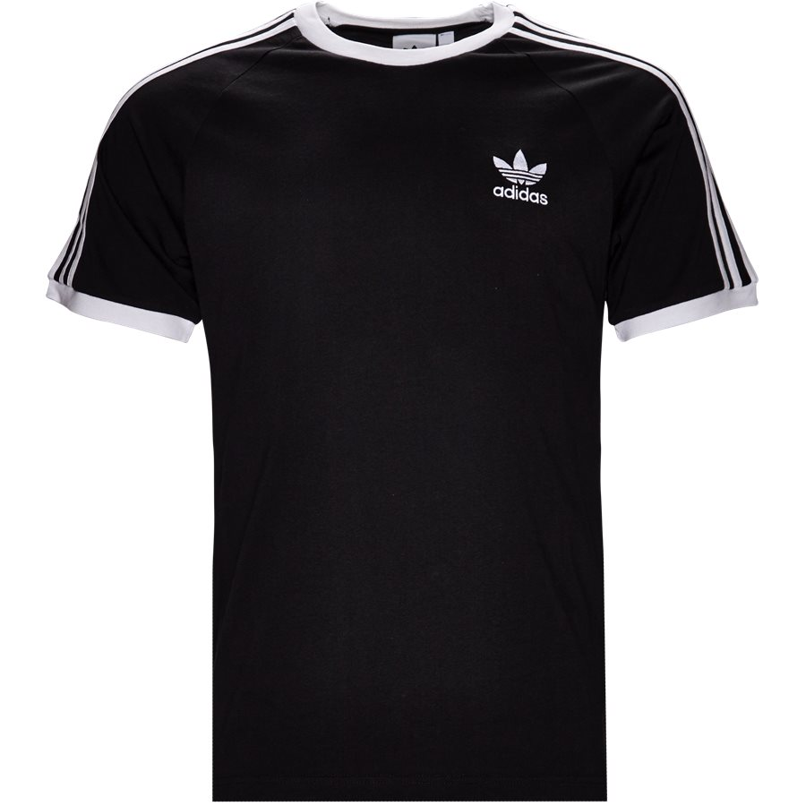 3-STRIPES CW1202 - 3-Stripes - T-shirts - Regular - SORT - 1