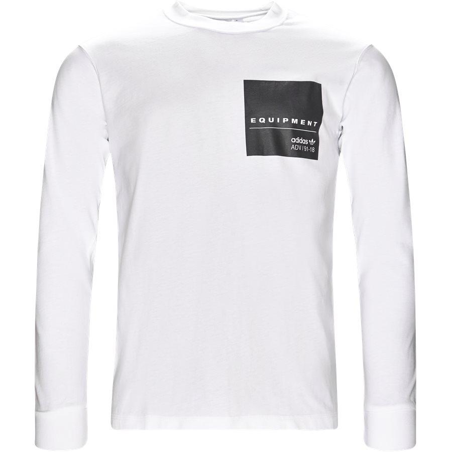 EQT LS DH5228 - EQT LS - T-shirts - Regular - HVID - 2