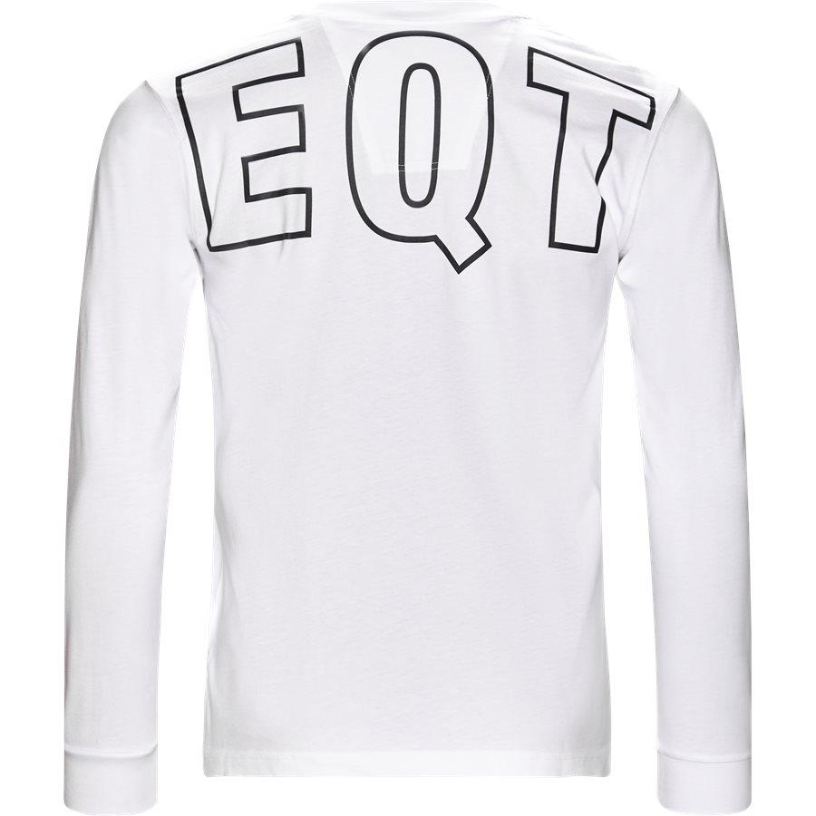 EQT LS DH5228 - EQT LS - T-shirts - Regular - HVID - 3