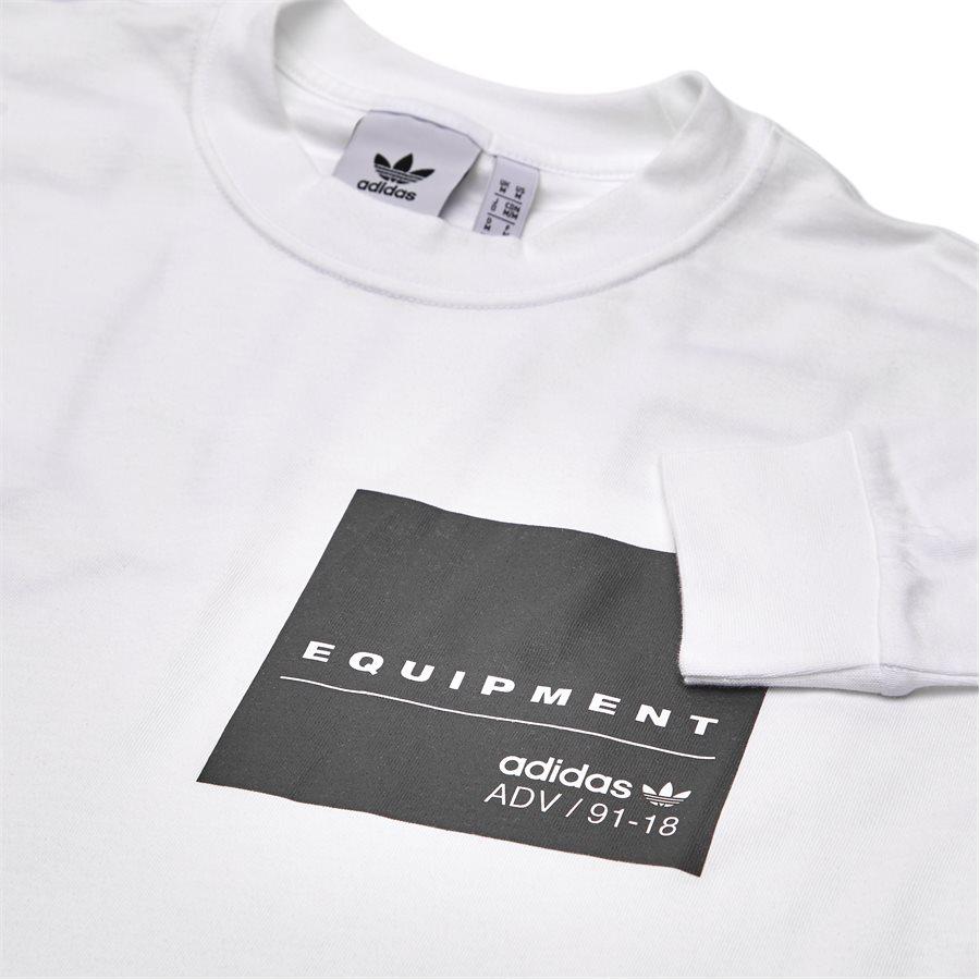 EQT LS DH5228 - EQT LS - T-shirts - Regular - HVID - 4