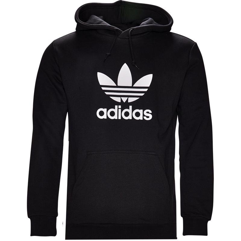 Billede af Adidas Originals Trefoil Hood Sort