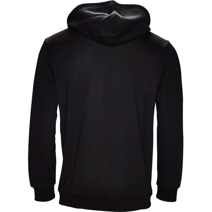 TREFOIL HOOD DT7964 - Trefoil Hood - Sweatshirts - Regular - SORT - 2