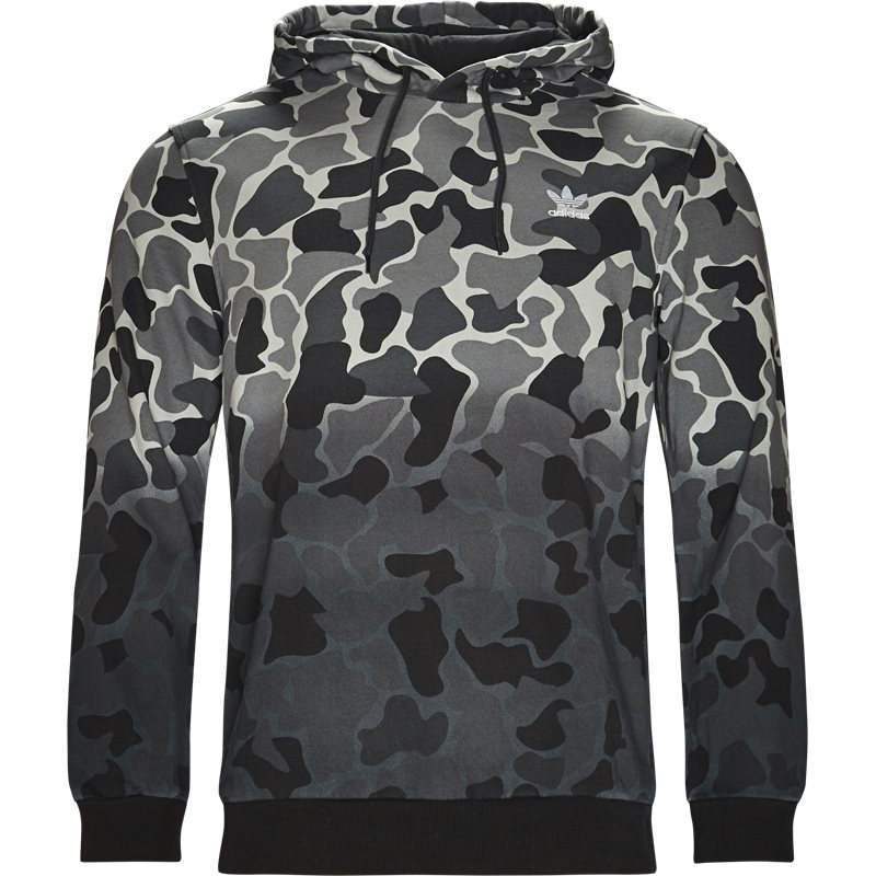Image of   Adidas Originals Camo Hood Grå