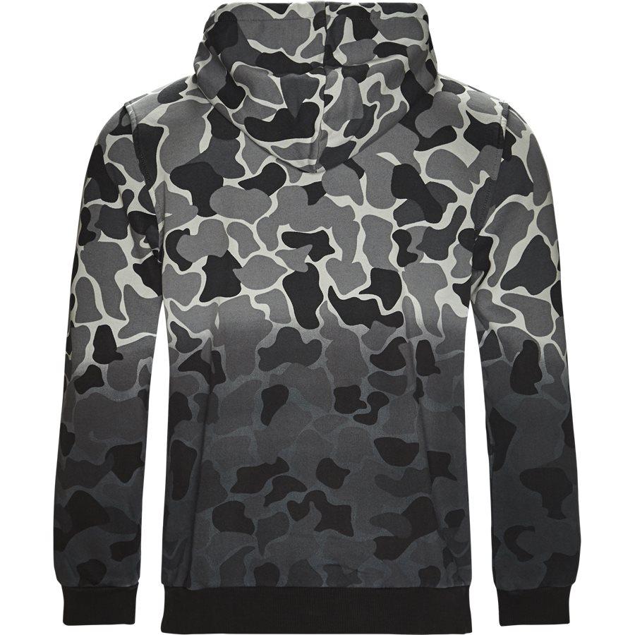 CAMO DH4807 - Camo Hood - Sweatshirts - Regular - GRÅ - 2