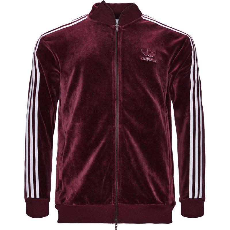Billede af Adidas Originals Velour Bordeaux