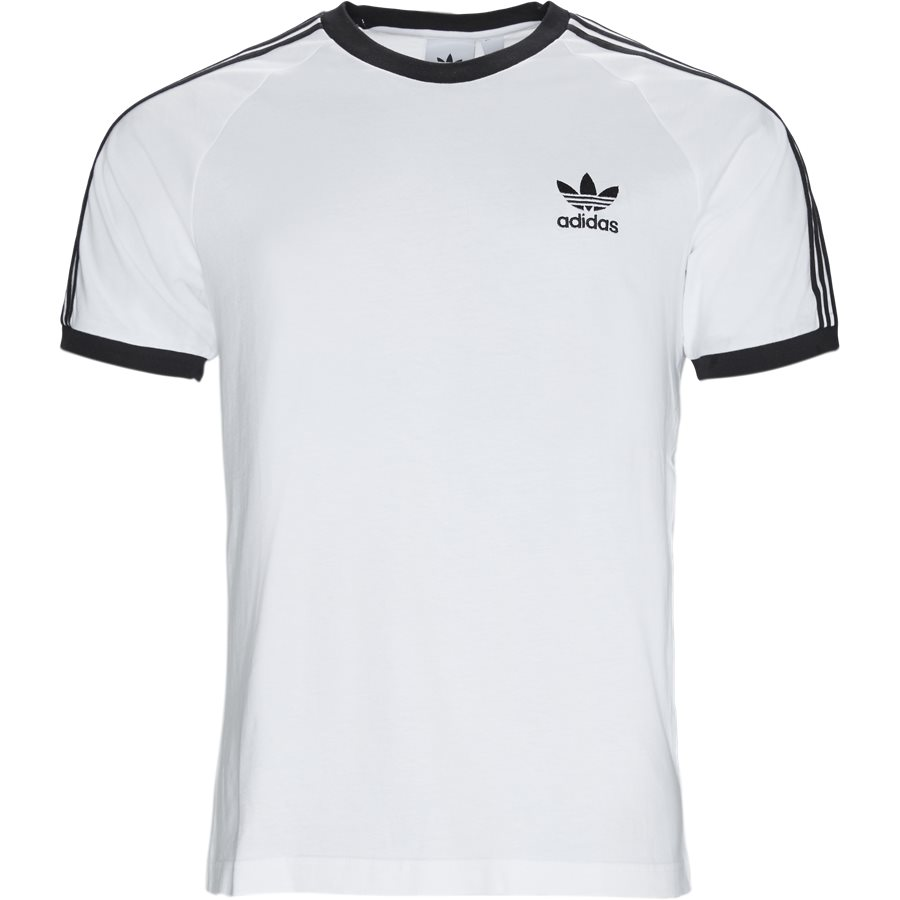 3 STRIPES TEE CW1203 - 3 Stripes Tee - T-shirts - Regular - HVID - 1