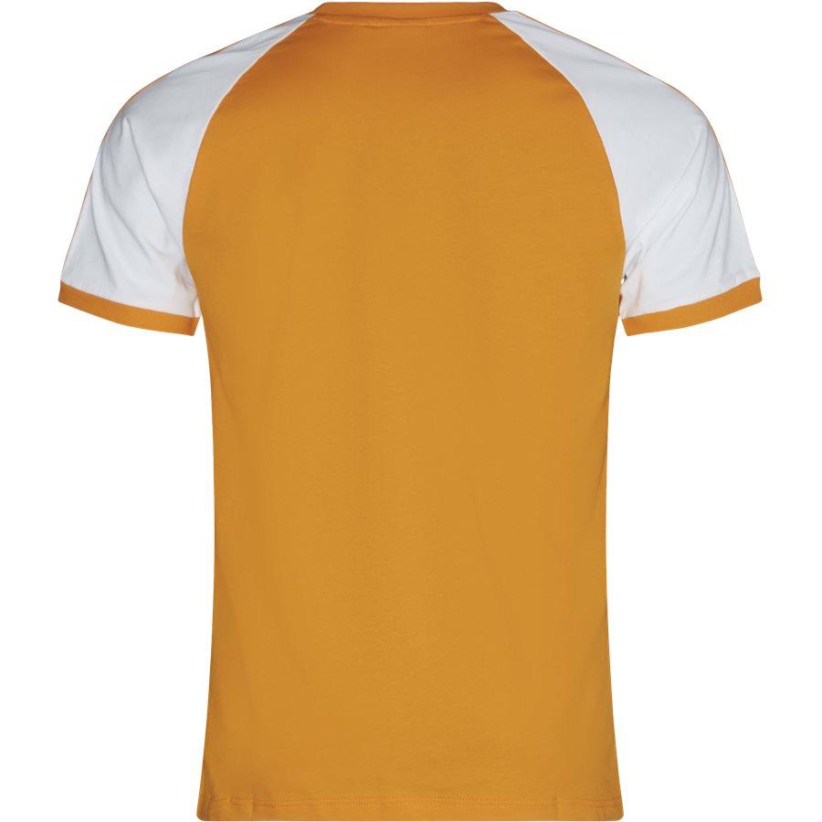 3 STRIPES DH5809 - T-shirts - ORANGE - 2
