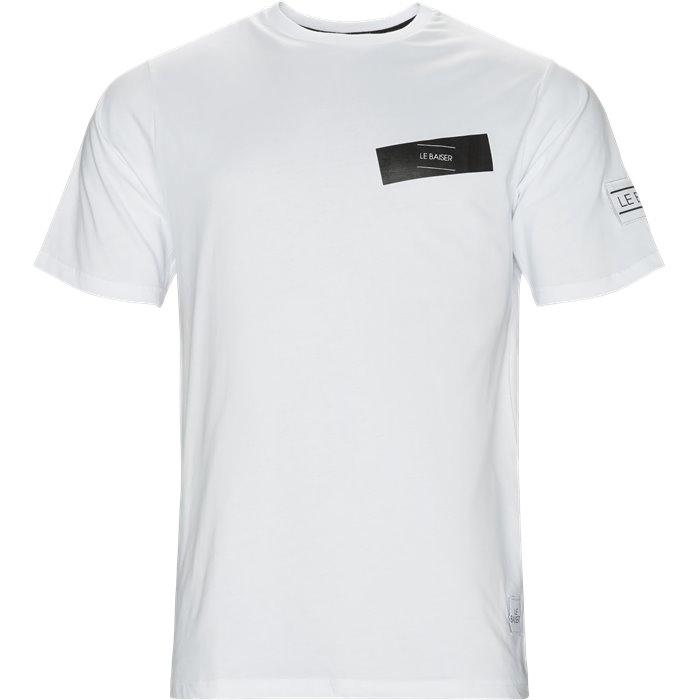 Pau T-shirt - T-shirts - Regular - Hvid