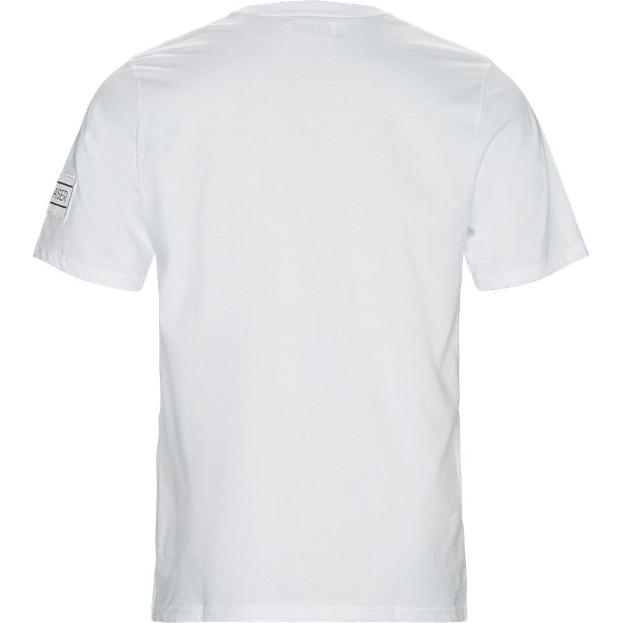 PAU - Pau T-shirt - T-shirts - Regular - WHITE - 2