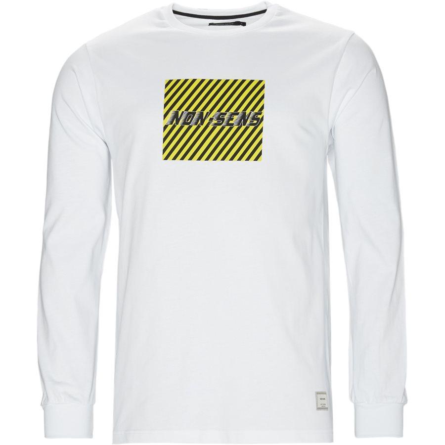AUSTIN - Austin - T-shirts - Regular - WHITE - 1