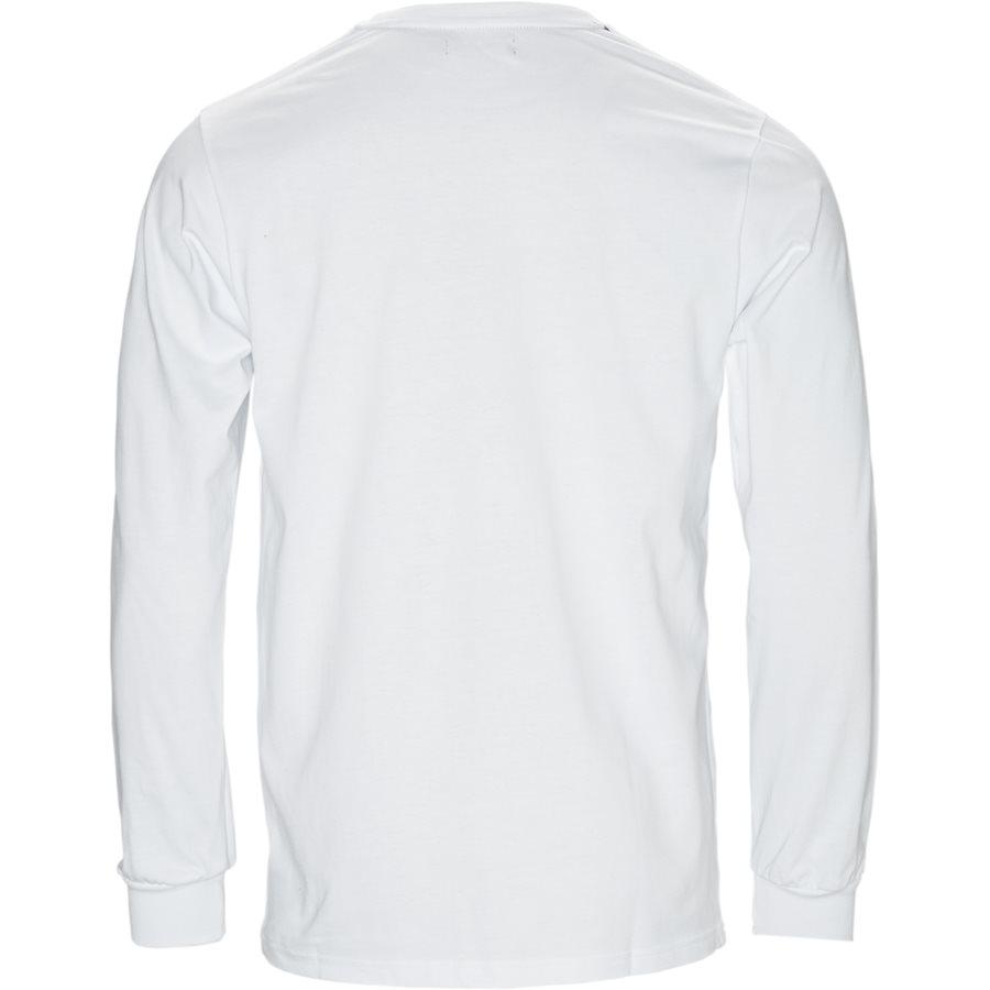AUSTIN - Austin - T-shirts - Regular - WHITE - 2