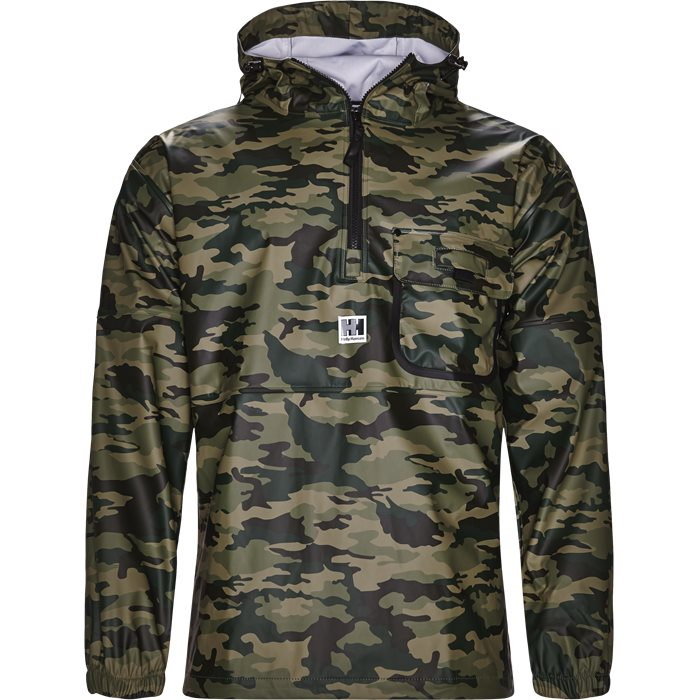 HH PU Anorak - Jakker - Regular - Army