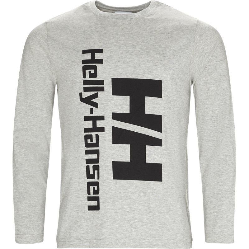 helly hansen – Helly hansen hh heritage ls grå på quint.dk