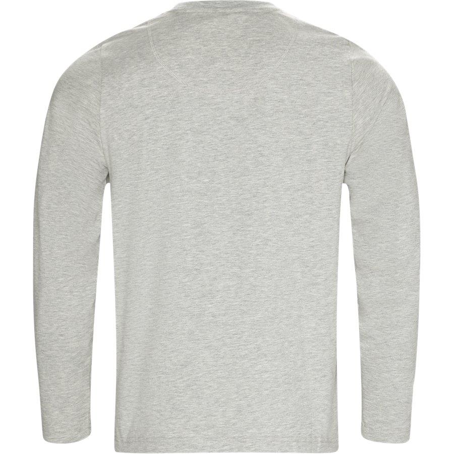 HH HERITAGE LS 53180 - HH Heritage LS - T-shirts - Regular - GRÅ - 2