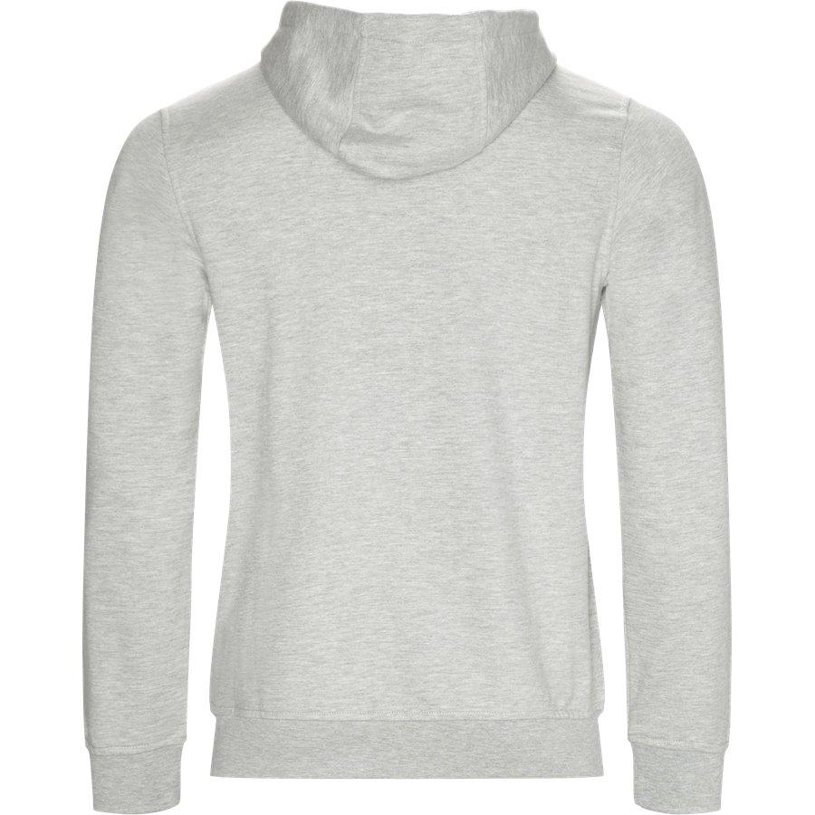 HH LOGO HOODIE 33977 - HH Logo Hoodie - Sweatshirts - Regular - GRÅ - 2
