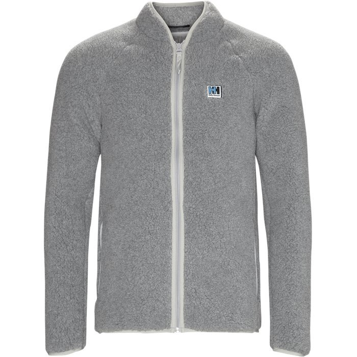 HH Pile Fleece - Jakker - Regular - Grå