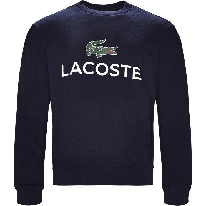 SH0605 Sweatshirt - Sweatshirts - Regular - Blå