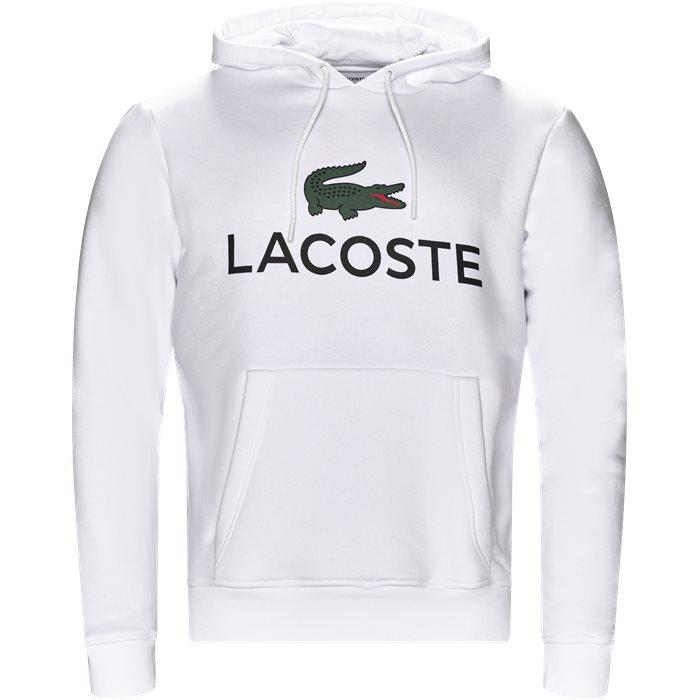 SH0601 Sweatshirt - Sweatshirts - Regular - Hvid