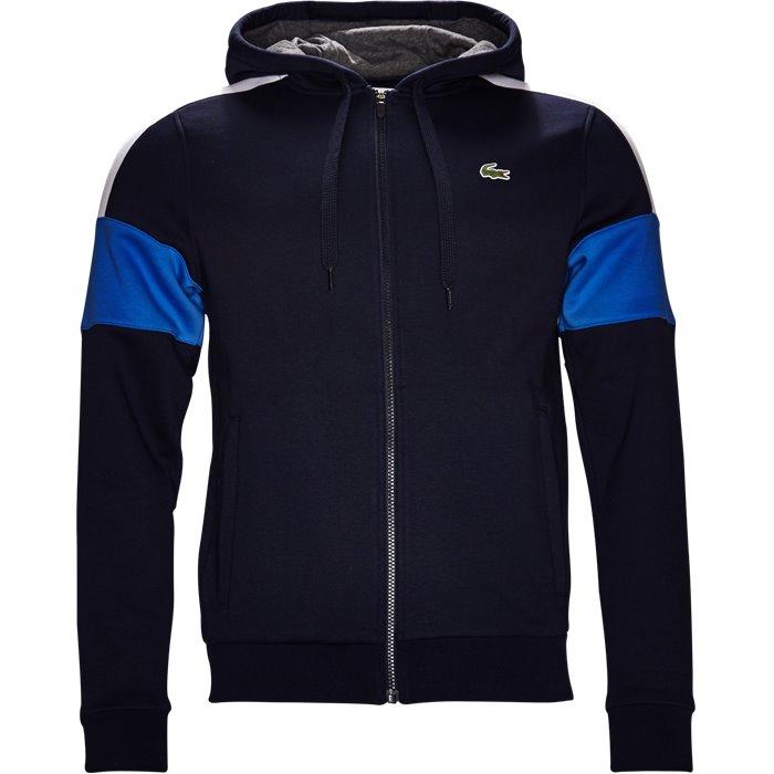 SH9492 Sweatshirt - Sweatshirts - Regular - Blå