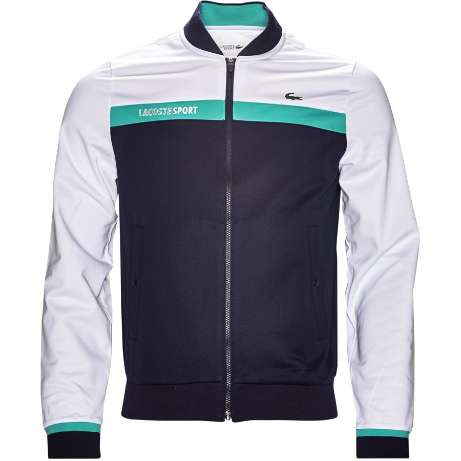 SH9504 - SH9504 Track Top - Sweatshirts - Regular - HVID - 1