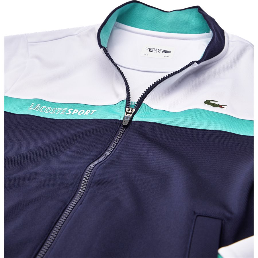 SH9504 - SH9504 Track Top - Sweatshirts - Regular - HVID - 3