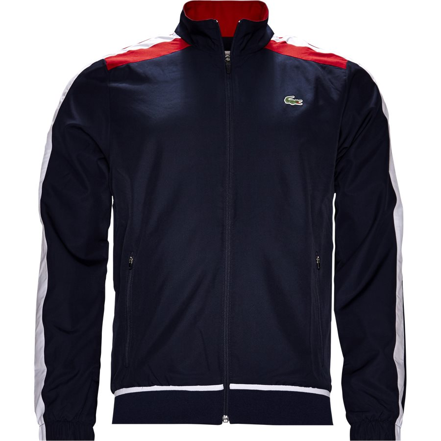 WH9518 VR. 73 - WH9518 Track Top - Sweatshirts - Regular - NAVY - 1