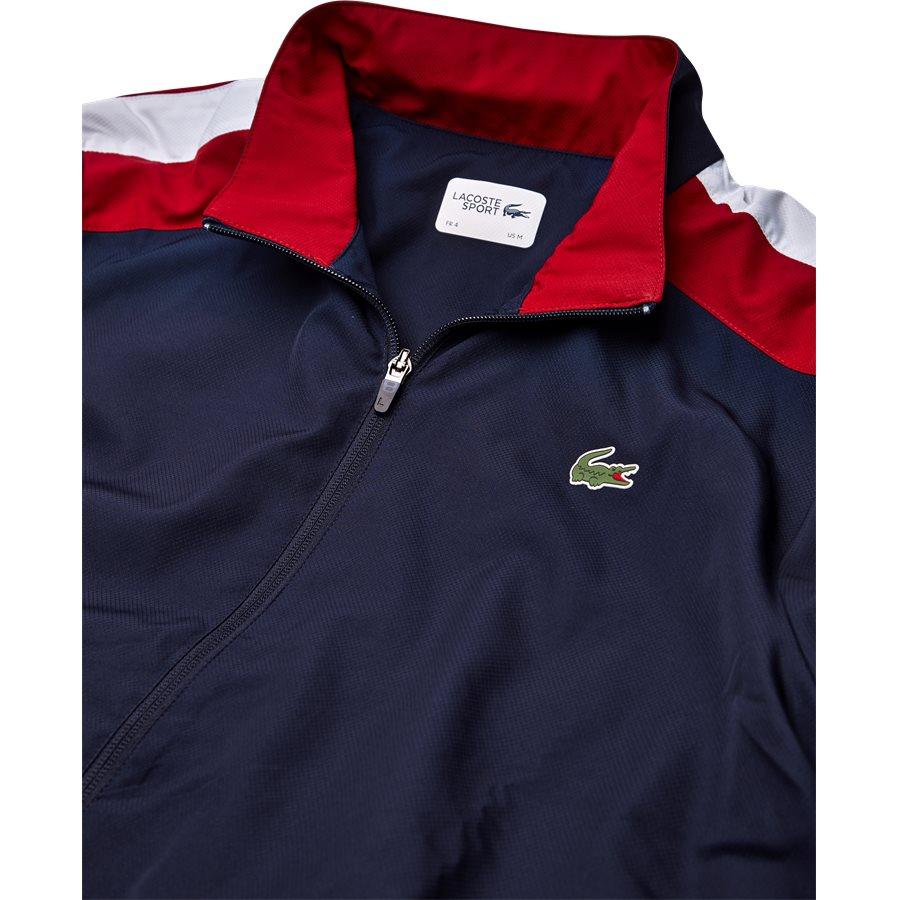 WH9518 VR. 73 - WH9518 Track Top - Sweatshirts - Regular - NAVY - 3