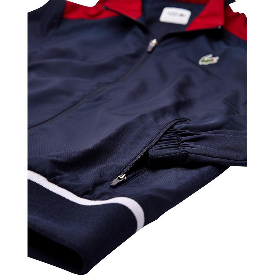WH9518 VR. 73 - WH9518 Track Top - Sweatshirts - Regular - NAVY - 4