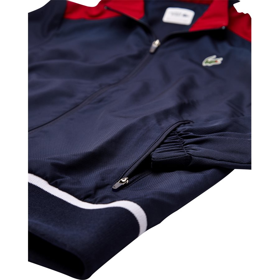 WH9518 VR. 73 - WH9518 Track Top - Sweatshirts - Regular - NAVY - 4
